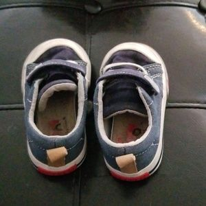 Harry Harris baby tennis shoes